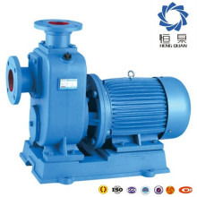 Self Priming Sewage Centrifugal Pump, diesel engine driven hydraulic pump