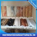 artificial stone plastic composite decrotive tirm marble pvc skirting