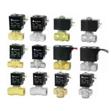 Compact Solenoid Valve (ZS NORMALLY OPEN)