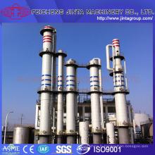 Équipement de distillation de trois colonnes à trois effets Dishydratation Équipement d'alcool et d'éthanol