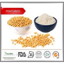Proteína de Soja Orgânica Isolada Não-GMO 100% Natural