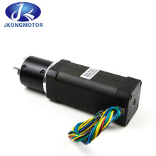 Three Phase NEMA 17 Electric Brushless Gear DC Motor with Gear Box