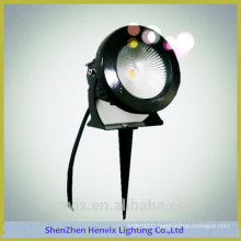 high lumen outdoor high power 6w led garden light