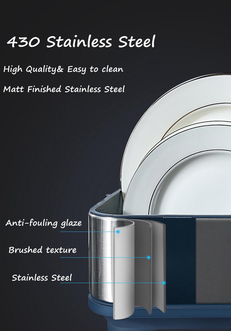 unique dish drying rack