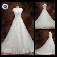 wholesale white plus size latest bridal wedding gowns pictures