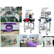 2016 Automatic Single Head 3D SWF Embroidery Machine