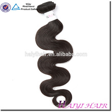 Large Stocks Peruvian Human Hair Bundl