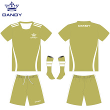 Customized high quality soccer jersey