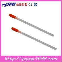 Одноразовая красочная ручка для хлопка с блеском для губ