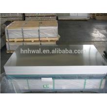 Folha / placa de alumínio 5xxx para decoração, industrial e construção