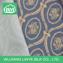 polyester microfiber fabric , print dress fabric