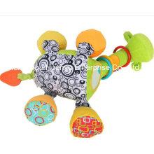 Fábrica de fornecimento de brinquedos educativos infantil Plush