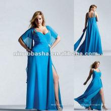 Sweetheart Chiffon Evening Dress 2012