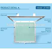 Painel de Acesso em Alumínio - ALTA QUALIDADE