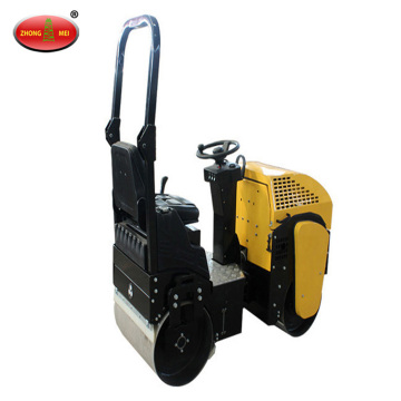 Ride on Gasoline Power Vibration Road Roller