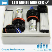 Waterproof H8 E92 10W(B style) led marker angel eyes headlight