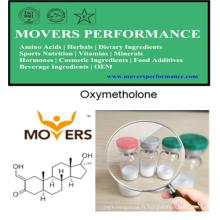 Haute HPLC de poudre de Steriods d'Oxymetholon de grande pureté examinée