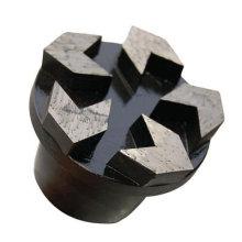 Dustless Concrete grinding Tools in Arrrow Shape