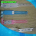 Больница матери и ребенка Вставить карточки удостоверения личности PVC браслеты