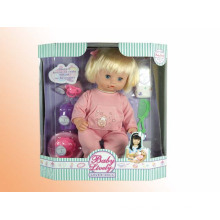 CE Approval 15 Inch Doll Wiht Music
