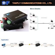 Transmisor-receptor óptico video de la alta calidad