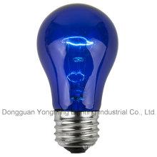 A15 E26 / E27 bombilla bulbo de color bombilla incandescente