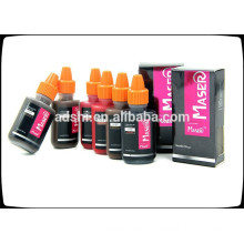 ADShi Micro Pigment Cosmetic Color Tattoo ink, color set 28