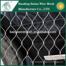 Hot sale High Quality Stainless Steel Wire Rope Fence Mesh Supplier
