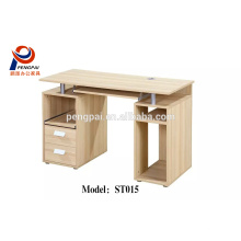 modern malamine computer desk for student/ staff 01
