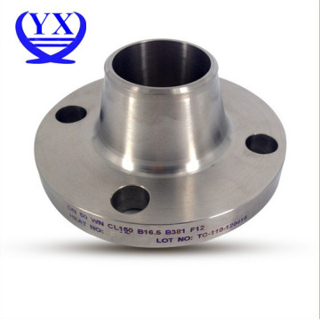 forged carbon steel BS4504 plate flange