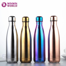 Hot Selling Vacuum Insulated Travel Stainless Steel Water Bottle