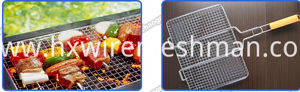barbecue mesh screen