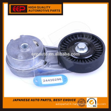 Belt tensioner pulley for Alfa 159 Fiat Croma Opel Astra Saab 24430296