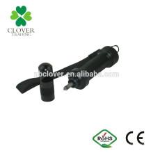 Инструмент для аварийного разбивания окон алюминиевого автомобиля со свистком