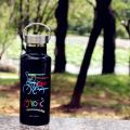 Lecksichere Vakuum isolierte Sportwasserflasche