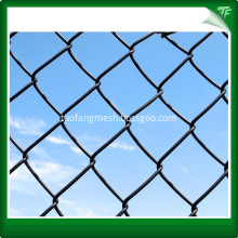 Hot dipped galvanized residential chain link fencing