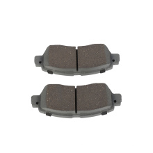 best brake pads brand D1060-5RB0A brake pads auto parts for Nissan
