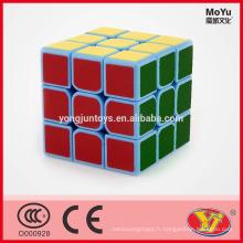 2016 hot-seller magique carré cube MoYu Aolong GT avec une bonne qualité