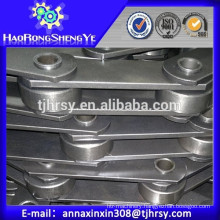 Hollow Pin Palm Oil Chains Pitch 101.6mm and 152.4mm