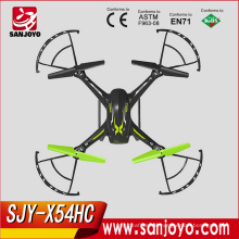 Original Syma X54HC 2.4G 4CH 6Axis Rc Drone With 2MP Camera RC Quadcopter Altitude Hold LED