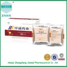 Remise médicaments pour animaux de compagnie Tylosin tartrate poudre soluble
