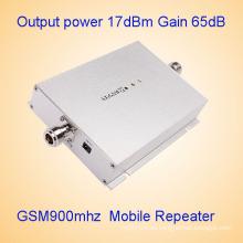 Nuevo producto Alta calidad GSM 900 Repetidor del repetidor de la señal del teléfono móvil