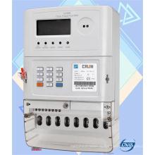 Трехфазная клавиатура Prepaid / Prepayment Meter с модулем GPRS