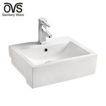 bathroom wash artistic face sink basin