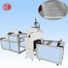 Professional for Baby Diapers Punch Machine Ultrasonic punch machines for adults and babies diaper export to Poland Manufacturers