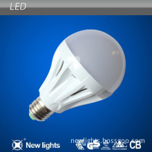 9W Plastic LED Lamp to replace Incandescent Lamp