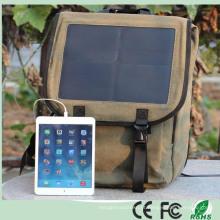 10W 5V Bateria Solar Carregando Mochila Mochila ao ar livre para Viagem Escalada Solar Painel Carregador de Saída USB Carregador (SB-188)