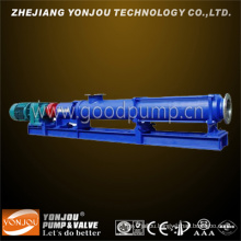Food Grade Rotary Single Screw Pump, Molasses Pump, Juice Pump (G)