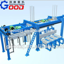 AAC Block and Panel Production Line with AAC Panel Cutting Machine