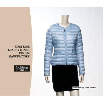 Women's Brand Luxury Ultralight Down Jacket